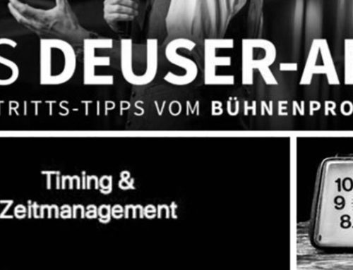 Deuser ABC – Timing & Zeitmanagement