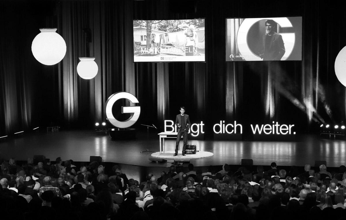 Knacki Deuser Speaker