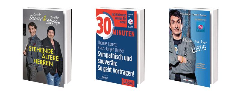 Deuser Bücher