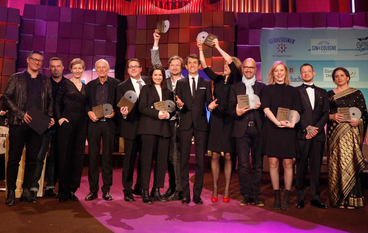 Hörbuch-Preis 2019