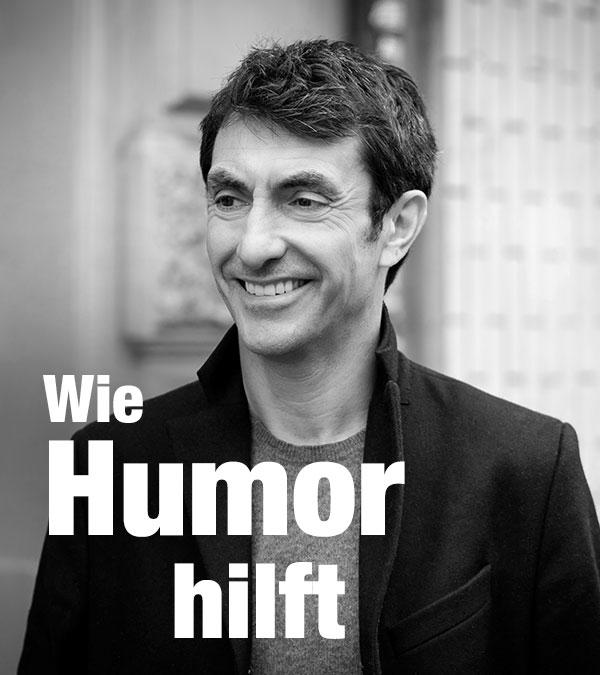 Keynote Speaker - Wie Humor erfolgreich macht