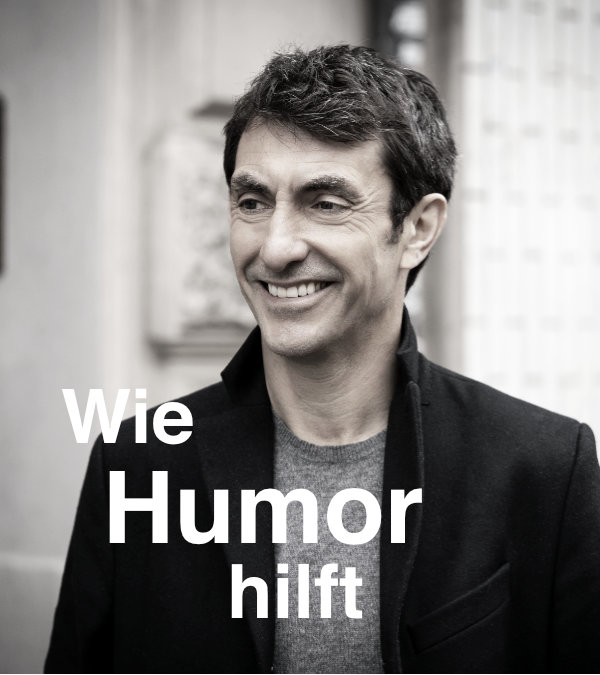 Wie Humor hilft