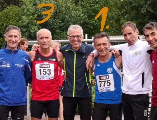 Deuser rennt – Deutschen Senioren Meisterschaften (KW 28)
