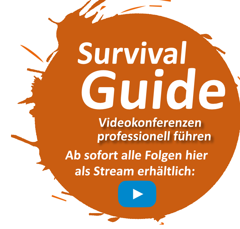 Survival Guide für Videokonferenzen